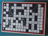 Crossword Puzzle Birthday Card 33 Best Male Birthday Card Images On Pinterest Masculine
