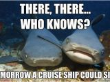 Cruise Ship Birthday Meme there there who Knows tomorrow A Cruise Ship Could