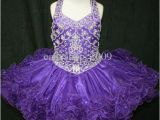 Cupcake Birthday Dresses Beautiful Birthday Girl Dress Beaded Cupcake Pageant Gown