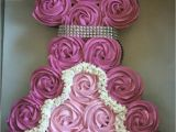 Cupcake Birthday Dresses Princess Dress Cupcake Cake Pinned for Inspiration Love
