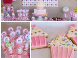 Cupcake Decorating Ideas for Birthday Party Birthday Quot Cupcakes Fun Quot Girl Birthday Decoration and