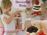 Cupcake Decorating Ideas for Birthday Party Bubble and Sweet How to Host A Cupcake Decorating