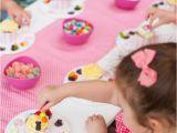 Cupcake Decorating Ideas for Birthday Party Kara 39 S Party Ideas Shabby Chic Baking themed Birthday Party