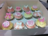 Cupcake Decorations for 18th Birthday 18th Birthday Cupcakes