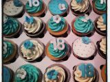 Cupcake Decorations for 18th Birthday 18th Cupcakes Birthday Party Ideas Pinterest