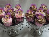 Cupcake Decorations for 18th Birthday Scrummy Mummy 39 S Cakes 18th Birthday Cupcakes