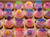 Cupcake Ideas for Birthday Girl Cupcakes
