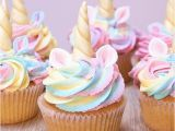 Cupcake Ideas for Birthday Girl Unicorn Cupcakes by Cupcake Jemma Beautiful Cases for