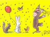 Curious George Birthday Cards Curious George Funny Quotes Quotesgram