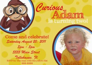Curious George Birthday Invites Chandeliers Pendant Lights