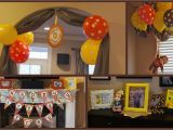 Curious George Birthday Party Decorations Amanda 39 S Annotations Trey 39 S Curious George 2nd Birthday