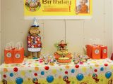 Curious George Birthday Party Decorations Curious George Birthday Party Decoration Margusriga Baby
