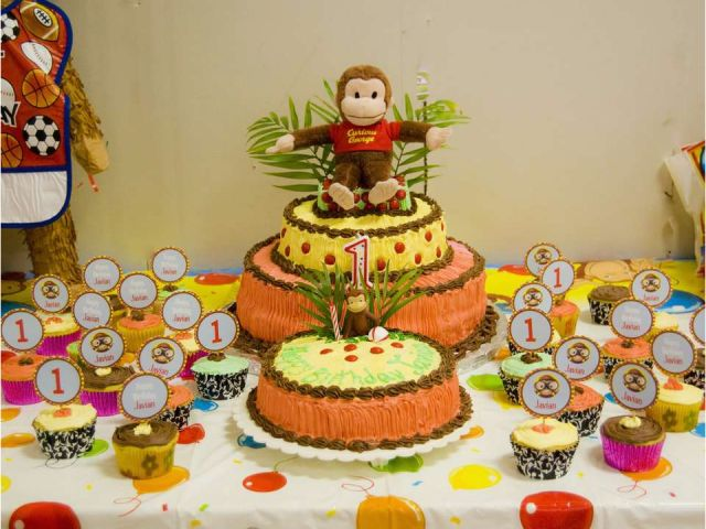 Download By SizeHandphone Tablet Desktop Original Size Back To Curious George Birthday Party Decorations