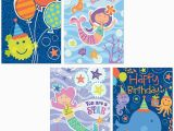 Current Birthday Cards Under the Sea Kids 39 Birthday Cards Current Catalog