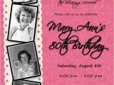 Custom 80th Birthday Invitations 25 Best Ideas About 90th Birthday Invitations On