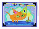 Custom Birthday Cards Uk Custom Birthday Cat Greeting Card Zazzle