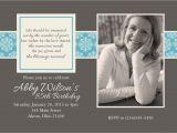 Custom Birthday Invitations for Adults Adult Birthday Photo Invitation Custom Design by