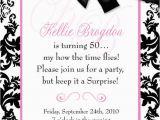Custom Birthday Invitations for Adults Personalized Adult Birthday Damask Invitations Ebay