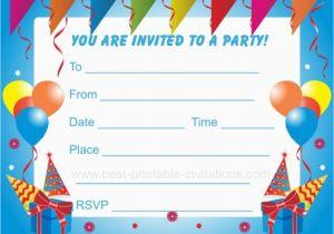 Custom Birthday Invitations for Kids Unique Ideas for Kids Birthday Party Invitations Ideas