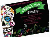 Custom Birthday Invitations Walgreens Dia De Los Muertos Birthday Invitations Walgreens Pic Paper