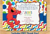 Custom Elmo Birthday Invitations Custom Made Elmo Birthday Invitation Elmo Birthday Elmo