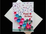 Custom Made Birthday Cards Online Happy Birthday Handmade Card