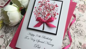 Custom Made Birthday Cards Online Luxury Birthday Cards Handmade Cardspink Posh