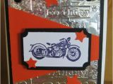 Custom Made Birthday Cards Printable Motorcycle Birthday Card Allfreepapercrafts Com