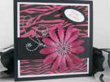 Custom Made Birthday Cards Printable Zebra Print Card Handmade Birthday Card Personalized Card