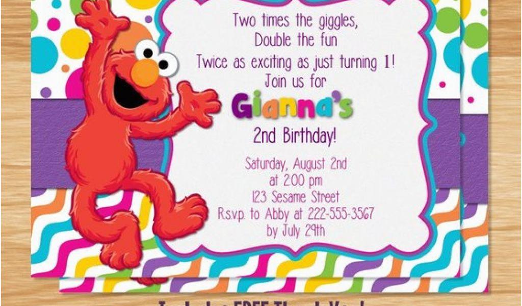 Download By SizeHandphone Tablet Desktop Original Size Back To Custom Sesame Street Birthday Invitations