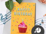 Custom Singing Birthday Cards Birthday Musical Greeting Card 5×7 Inch Bigdawgs Greetings