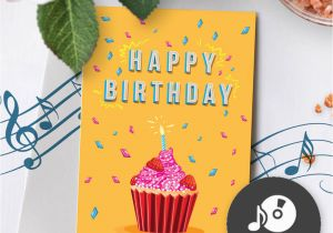 Custom Singing Birthday Cards Musical Greeting Card 5x7 Inch Bigdawgs Greetings