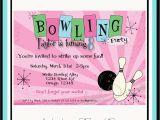 Customizable Birthday Invitations Free Printables Bowling Birthday Invitation Custom Wording and by Littledeevas