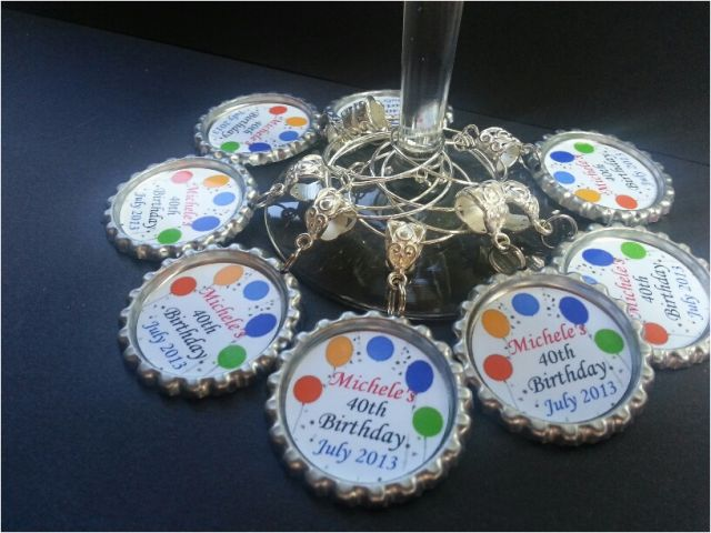 Customized Birthday Decorations Personalized 40th Party