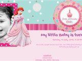 Customized Birthday Invitation Cards Online Free Create Birthday Invitation Card with Photo Online Free
