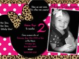 Customized Birthday Invites Personalized Minnie Mouse Birthday Invitations Best