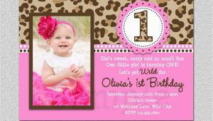 Customized First Birthday Invitations 22 Custom Birthday Invitations Birthday Party