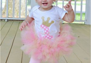 Cute 1st Birthday Girl Outfits 17 Cute 1st Birthday Outfits for Baby Girl All Seasons