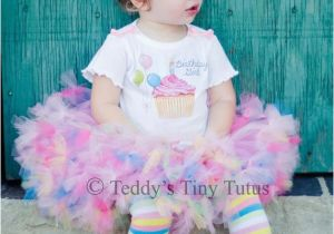 Cute 1st Birthday Girl Outfits 1st Birthday Tutu Set toddler Birthday Girl Outfits Birthday