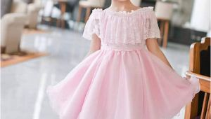 Cute Birthday Dresses for Girls Cute 5 Pink Designer Birthday Party Dresses for Little Girls