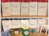 Cute Birthday Ideas for Him 5 Senses Gift for Him Valentines 5senses Diy and