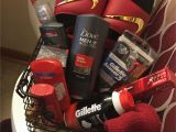 Cute Birthday Ideas for Him Men 39 S Spa Basket Shared by Career Path Design House