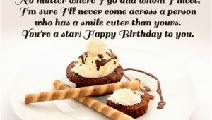 Cute Happy Birthday Quote Cute Happy Birthday Quotes Quotesgram