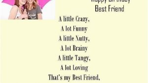 Cute Happy Birthday Quotes for Best Friend Birthday Wishes for Best Friend