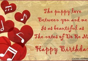 Cute Happy Birthday Quotes For Girlfriend Wishes And Messages Sms