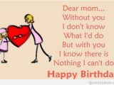 Cute Happy Birthday Quotes for Mom Cute Birthday Quotes for Mom Quotesgram