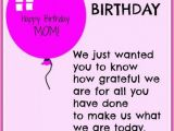 Cute Happy Birthday Quotes for Mom Cute Funny Happy Birthday Mom Greetings Quotes Sayings
