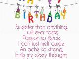 Cute Love Happy Birthday Quotes 52 Best Happy Birthday Poems My Happy Birthday Wishes