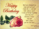Cute Love Happy Birthday Quotes Birthday Quotes for Boyfriend Quotes and Sayings