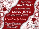 Cute Love Happy Birthday Quotes Sweet Birthday Quotes for Him Quotesgram